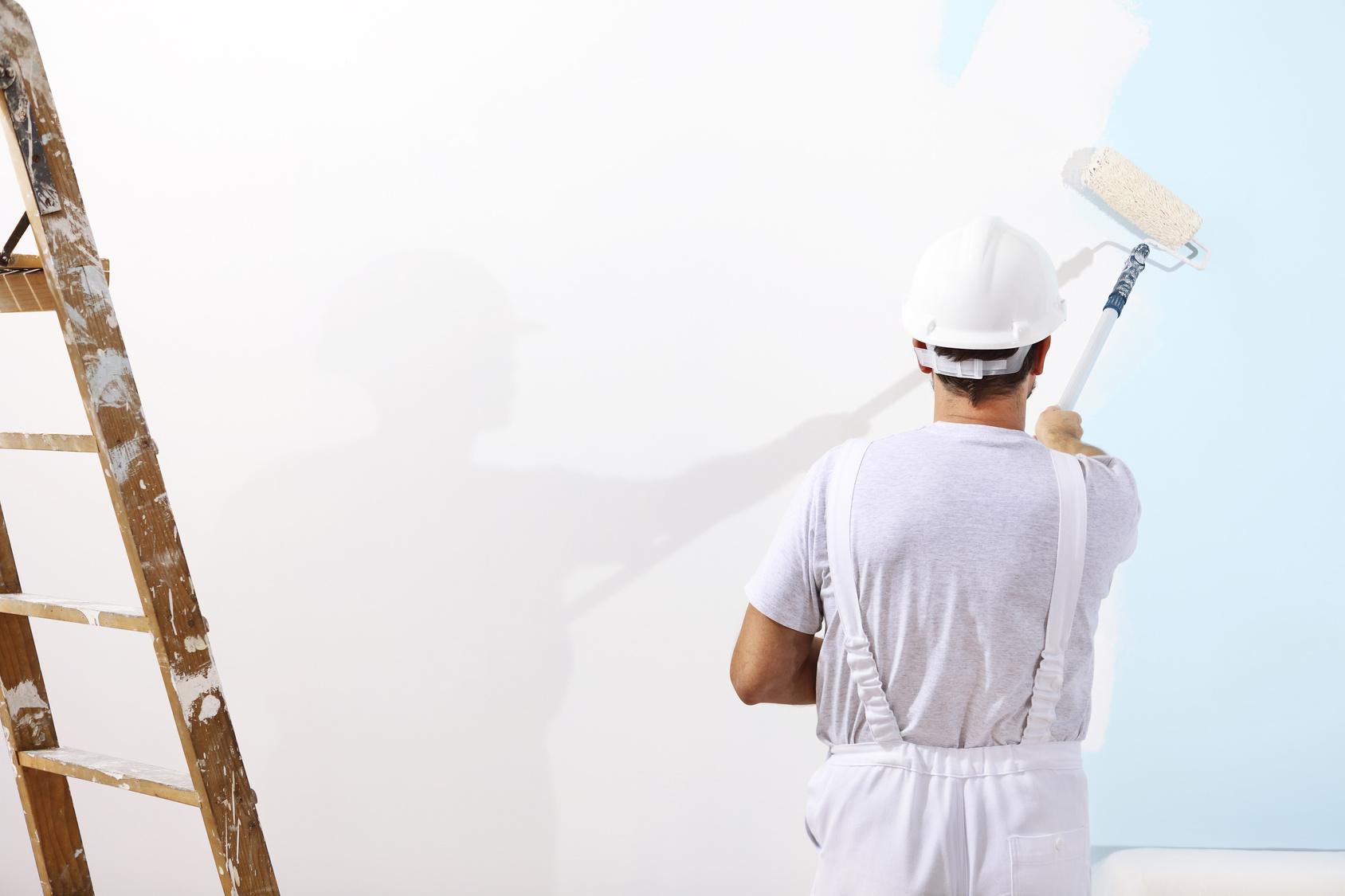 Malerarbeiten Und Lackierarbeiten